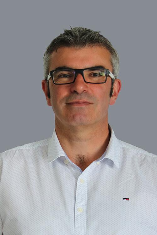 Fabrice L'Hôtellier, vice président