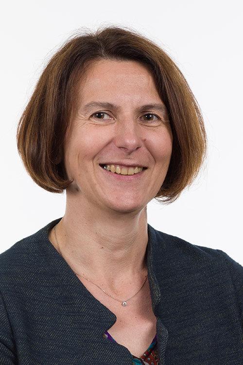 Carine Maret, Directrice de l'Union Française d'Agriculture Biologique