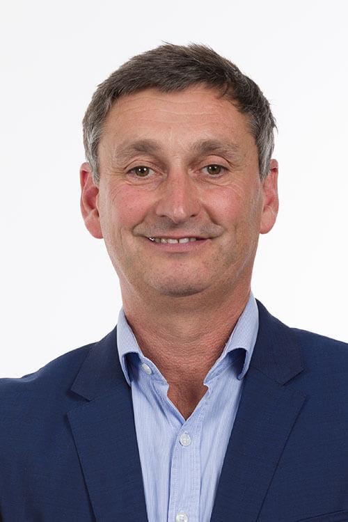 Yann Renouvel, Directeur du Productions Animales & Végétales