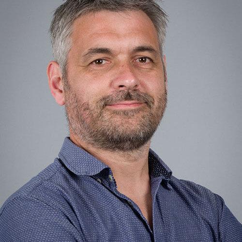 Thomas Couëpel, président de la coopérative