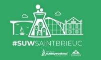 logo Startup Weekend Saint Brieuc