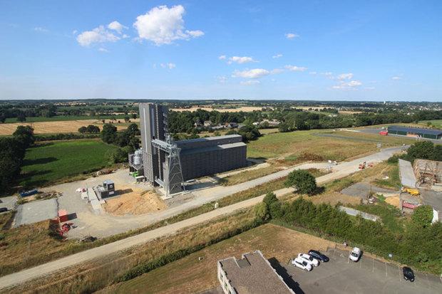 silo bio de châteaubourg