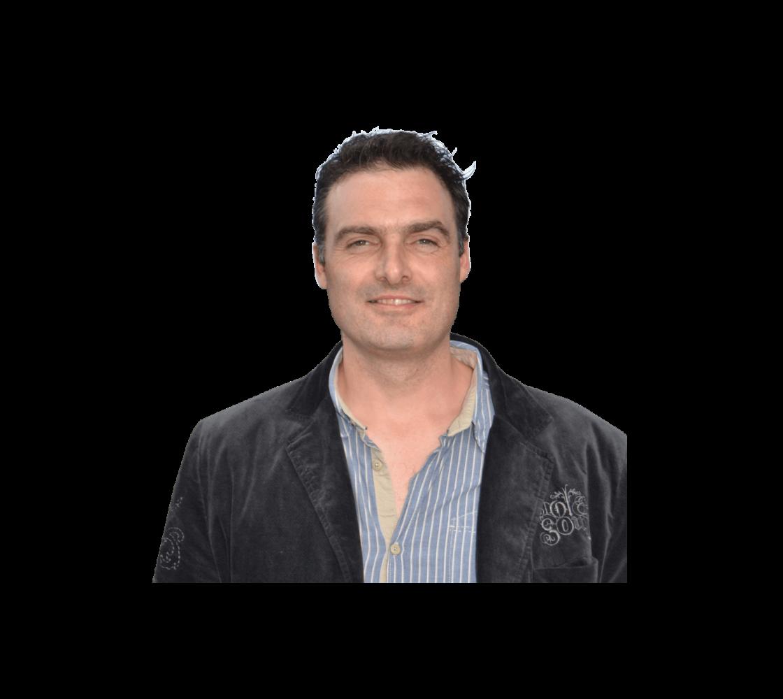 Frederic Dinel, éleveur de poules pondeuses label rouge