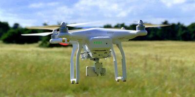 cartographie par drone agricole