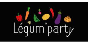 logo Légum party pole alimentaire