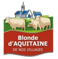 logo blonde d'Aquitaine