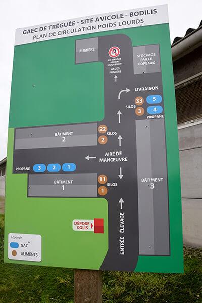 Plan général de circulation