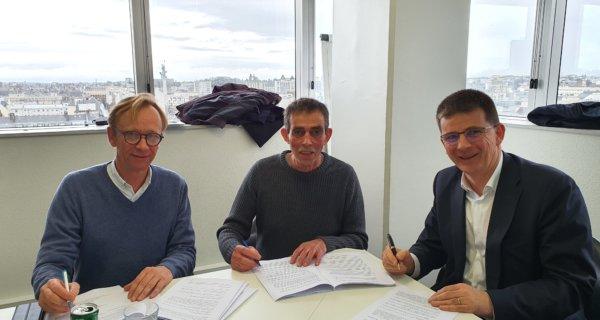 Le Gouessant , annonce l'acquisition de Vetinnov