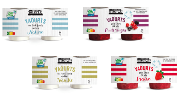 yaourts terres de breizh